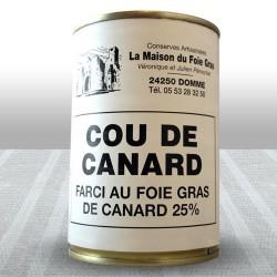 Cou de Canard farci - 400g