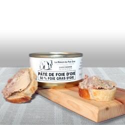 Lot Pâté de foie d'Oie 50%...