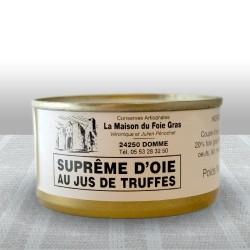 Lot Suprême d'oie au jus de...