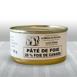 Lot Pâté de foie de Canard...