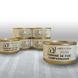 Lot Terrine Campagnarde...