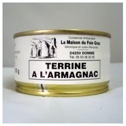 Lot Terrine à l'Armagnac...