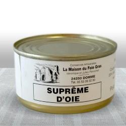 SUPREME D'OIE au...