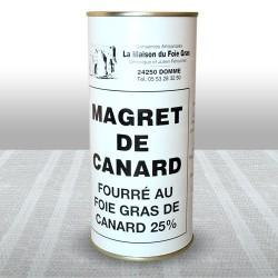 Magret de canard farci - 500 g