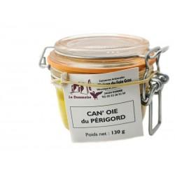 LE CAN'OIE duo de foie gras...