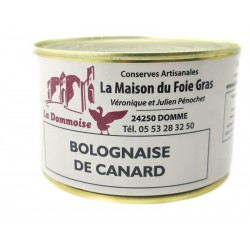 Bolognaise de canard 400 g