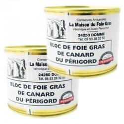 PROMO 2 Bloc de Foie Gras...