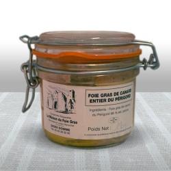 MI-CUIT Foie Gras de Canard...