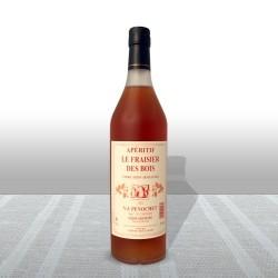 Le FRAISIER DES BOIS - 75 Cl