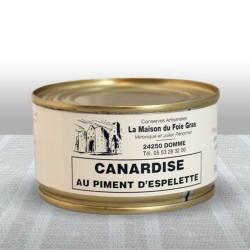 Canardise aux piments...
