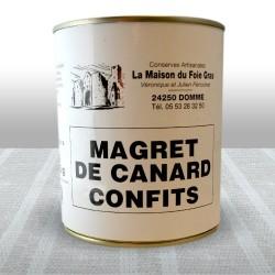 Magret de Canard confit 800g
