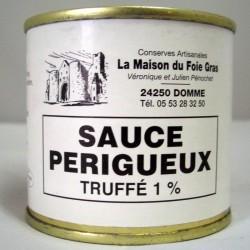 Sauce Périgueux Truffée - 100g