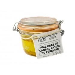 Foie gras de canard Entier du Périgord 130 gr